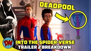 Spider-Man: Into The Spider-Verse Trailer 2 Breakdown in Hindi   DesiNerd