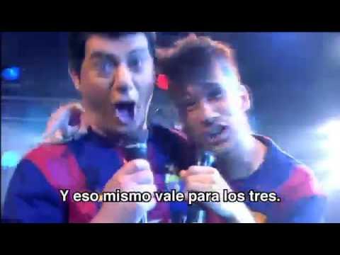 cancion copa lliga champions