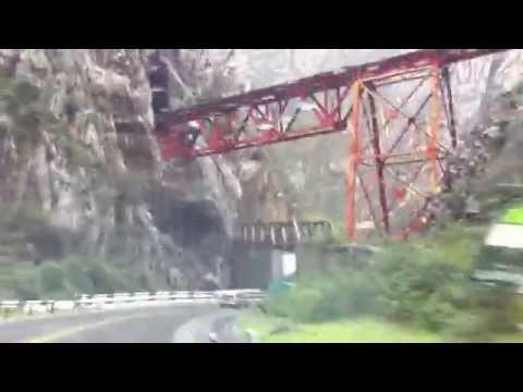 Tunel Cagray  y el Cañon del Infiernillo  SAN MATEO HUAROCHIRI