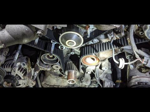 Toyota / Lexus 4.7 Timing Belt Water Pump Replacement Part 1