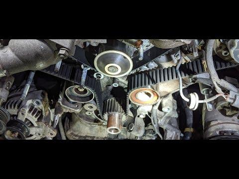 Toyota / Lexus 4.7 Timing Belt Water Pump Replacement Part 1