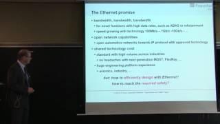 IEEE ETFA 2016, Berlin : Automotive Ethernet – Opportunities and Pitfalls