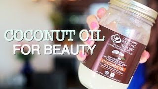 COCONUT OIL BEAUTY SECRETS | Tip Tuesday #45
