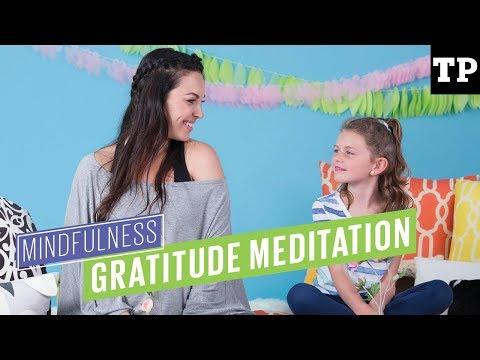 Guided Meditation for Gratitude | Meditation for Kids