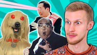 Reagoidaan outoihin japanilaisiin mainoksiin!