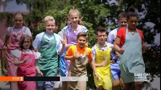 """""""Bake Off – Junior"""" – Najpyszniejsza telewizyjna rywalizacja!"""
