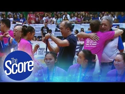 The Score: Creamline Cool Smashers dedicate title to Coach Tai
