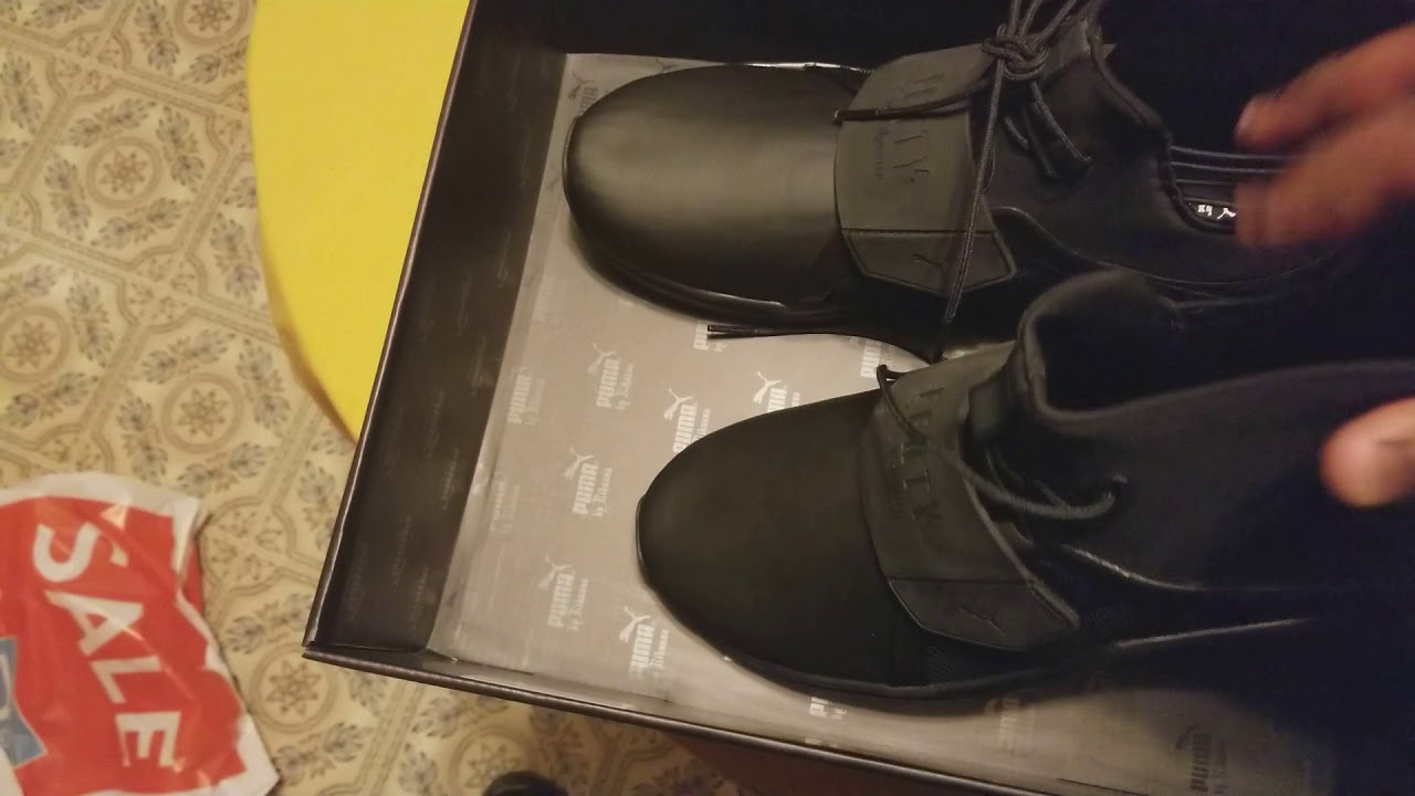 brand new e7ac3 add17 Puma x Fenty trainer hi @ Nordstrom Rack