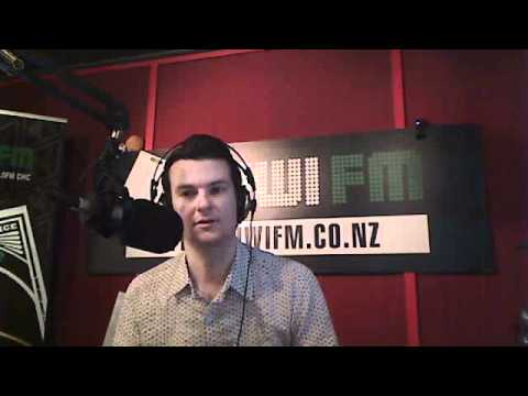 Frank Ahearn: How to Disappear 11-8-10 Radio Wammo Show, Kiwi FM
