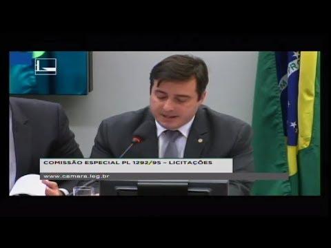 PL 1292/95 - LICITAÇÕES - Reunião Deliberativa - 12/06/2018 - 15:42