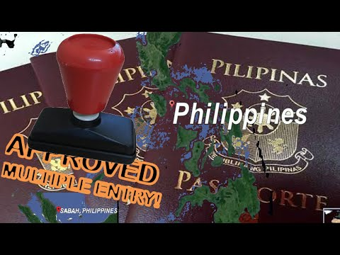 GOOD NEWS PHILIPPINES MAP OF SABAH  AND WPS SOON ON PHILIPPINES PASSPORTS