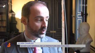 Yvelines : les cartes d'identité sur stations biométriques