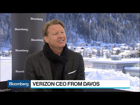Verizon CEO Vestberg Believes in Building Network Over Content