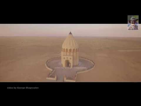 Sacred places of Kazakhstan