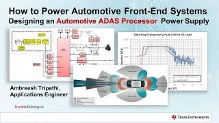 How to Power Automotive Front-End Systems, ADAS Processor - Part 1