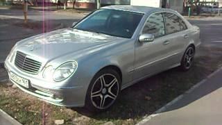 Mercedes-Benz E-класс, 2002 В Ростове-НА-ДОНУ