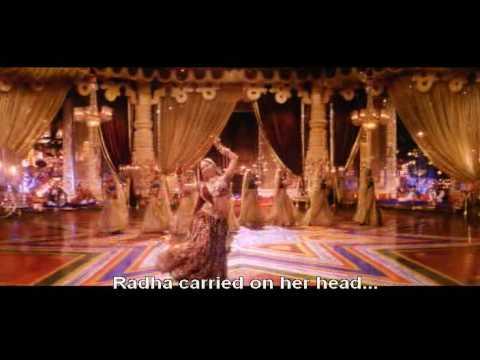 Devdas Madhuri musical HD subtitled Kaahe Chhed Mohe