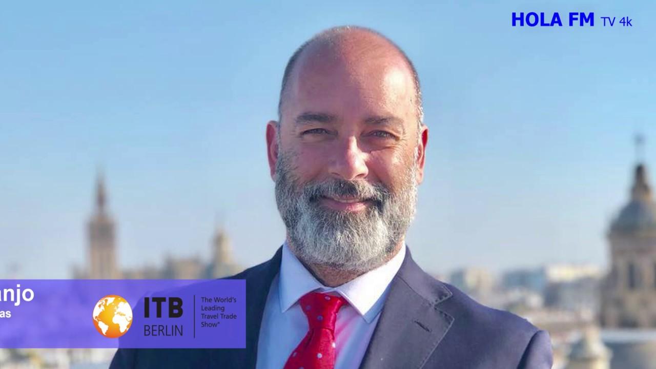 ITB Berlin 2019 - Moises Jorge Naranjo