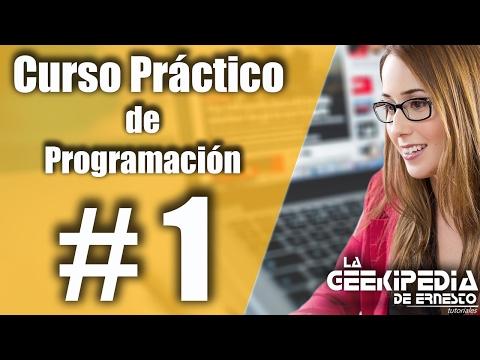 Curso de programación desde cero | Principio básico de programación #1