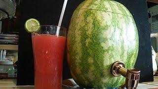 Jar / Vitrolero / Garrafa De Sandia (agua De Sandia Con Limon)
