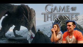 Game of Thrones | Season 8 | Official Trailer REACTION!