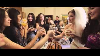 Алеко и Нино. Грузинская Свадьба. Сочи-2014. Свадебный клип (SDE) VizART-TV