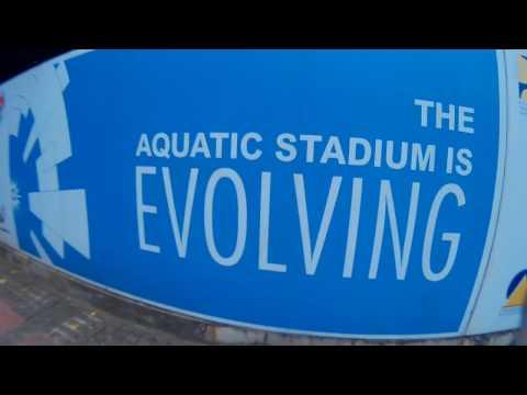 Pengembangan Aquatic Stadium