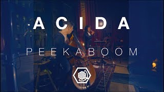 Peekaboom - Acida (Prozac+) - Esagono Studio Live Session - 4k YouTube Videos