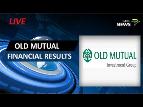 Old Mutual Financial Results: 11 March 2016