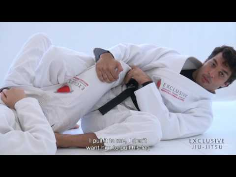 Gregor Gracie - Leg Drag Variation - Essence Of Jiu-Jitsu