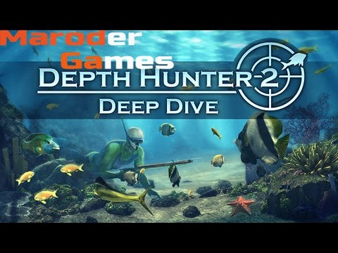 Depth Hunter 2 - Краткий обзор.