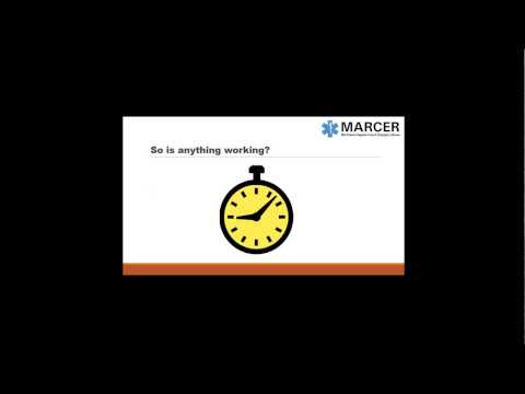 MARCER - Time Critical Diagnosis