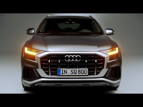 2020 Audi SQ8 SUV Introduce