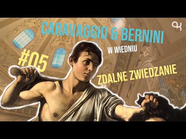 Caravaggio & Bernini | Kunsthistorisches Museum Wiedeń | KISIELOG #05