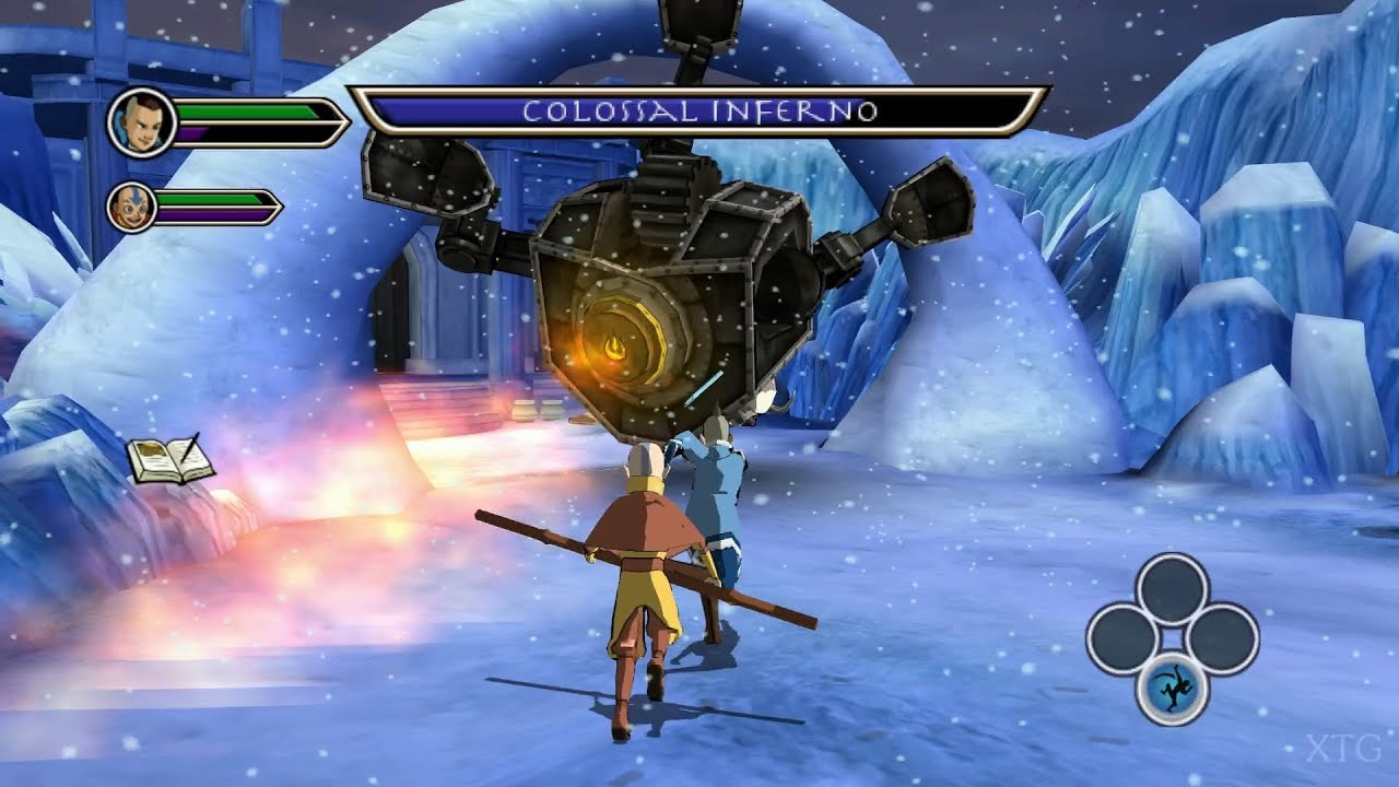 Avatar The Last Airbender - Download game PS3 PS4 RPCS3 PC free