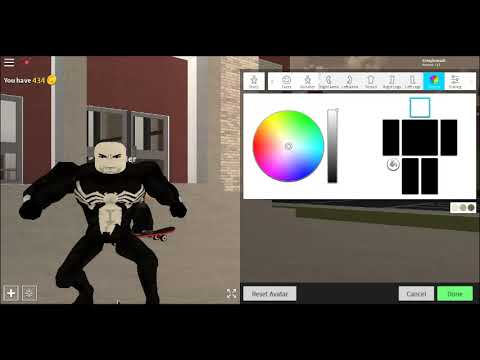 How To Make Venom In Roblox Insane Youtube