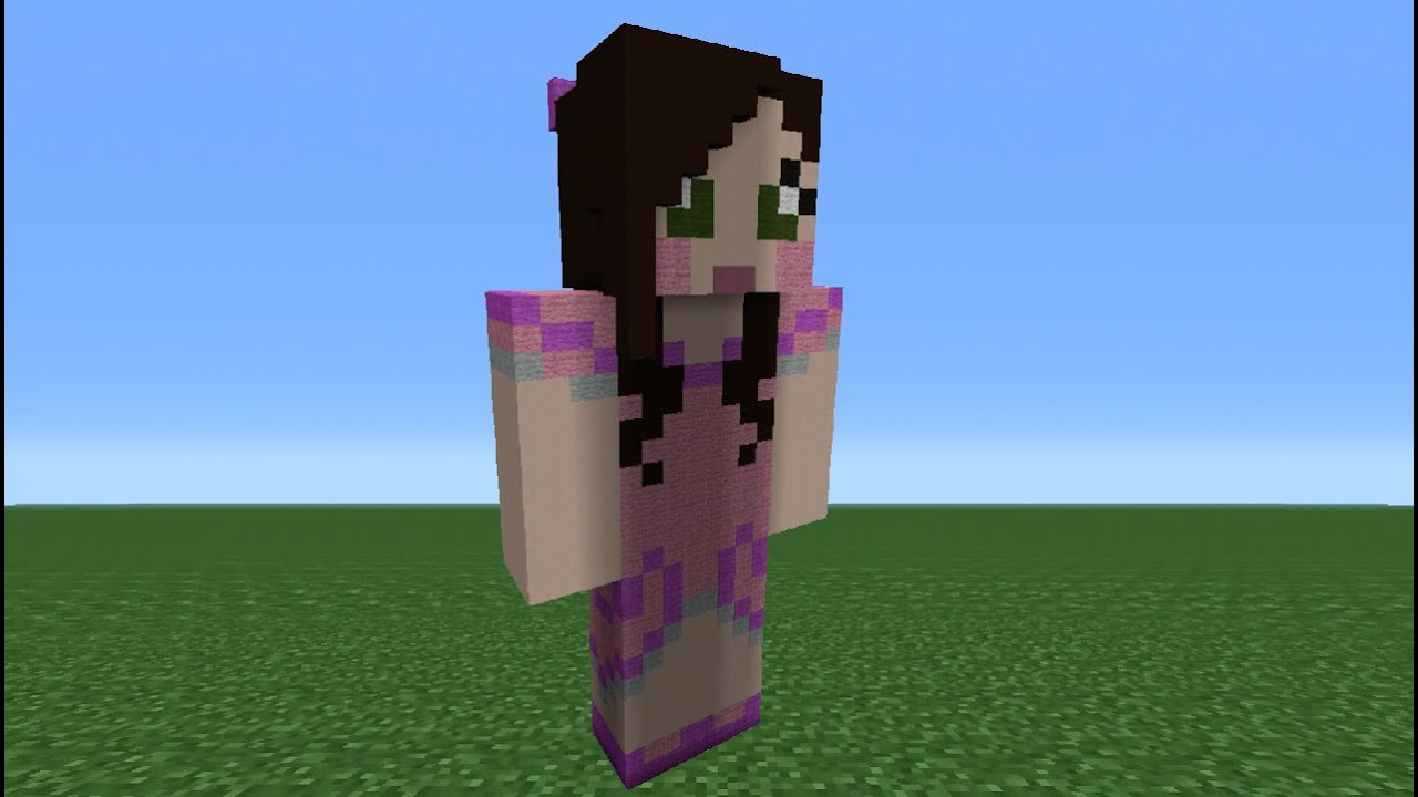 Gamingwithjen Minecraft Skin