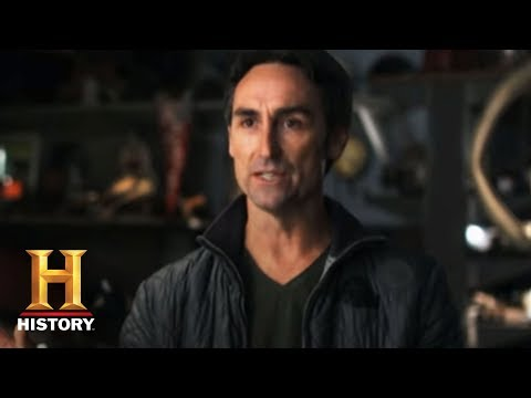 American Pickers: Rejected at Gunpoint | History
