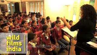 Will Neemrana teachers actually manage to teach Indian kids to sing opera?