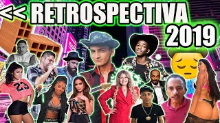 RETROSPECTIVA Musical 2019  Rewind Brasil