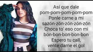 Becky G Ft. Natti Natasha Sin pijama Letras Lyrics.mp3