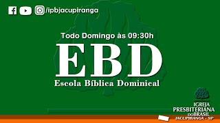 EBD - Rev. Henrique Machado