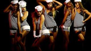 Современные танцы в клубе