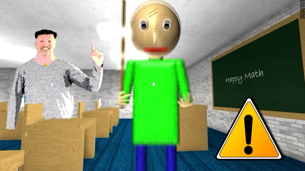 Baldi Multiplayer Baldi S Basics In Education And Learning