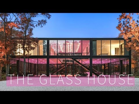 WOULD YOU LIVE IN THIS INSANE GLASS HOUSE!?? $3.9 M IS THIS A STEAL!??