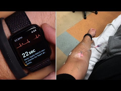 How an Apple Watch ECG Led Me To The Emergency Room