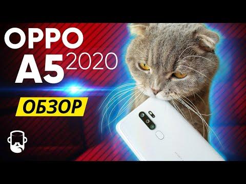 ОБЗОР OPPO A5 2020 + Опыт использования / Бюджетный игровой смартфон 2019 года