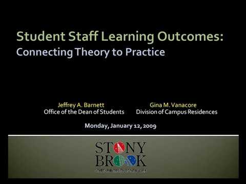 Student Employee Learning Outcomes Part 3