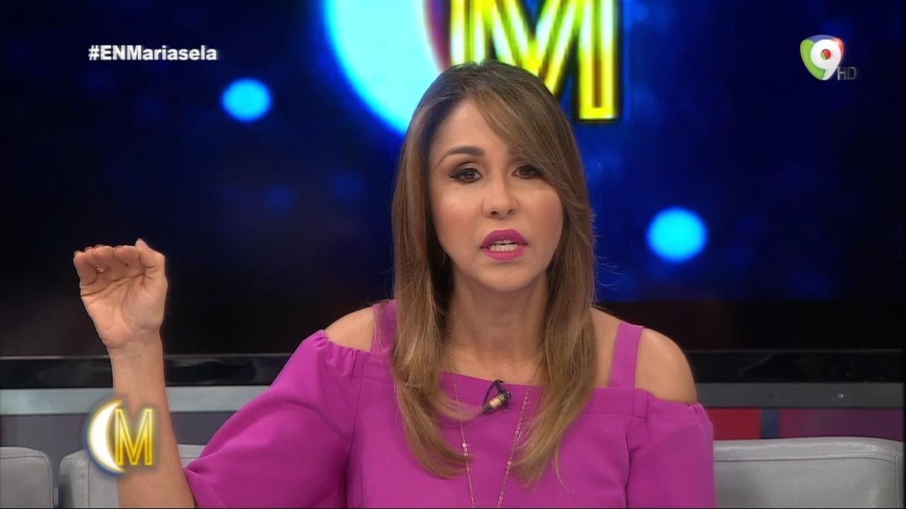 Fuerte desahogo de Mariasela Álvarez tras días de ataques y amenazas luego de su post sobre el Alfa