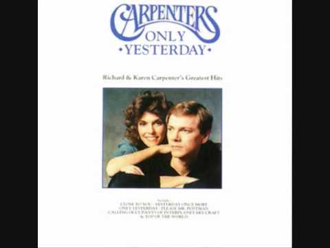 Carpenters touch me when we re dancing